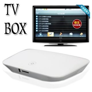 Full HD 1080p Android2 2 WiFi TV Box Media Player with TF HDMI RJ45