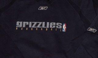 Memphis Grizzlies Hoodie 2XL Hooded Sweatshirt NBA New
