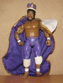 WWE Jakks Classic Superstars Wrestling Figure WWF Legends Meng