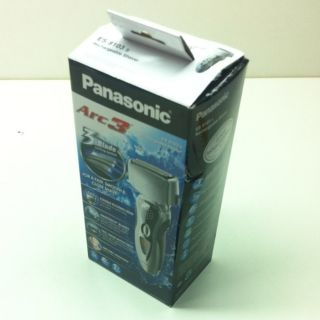 Panasonic ES8103S Rechargeable Mens Electric Shaver New Open Box
