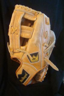 Vintage Willie McGee Personal Model Baseball Glove MacGregor