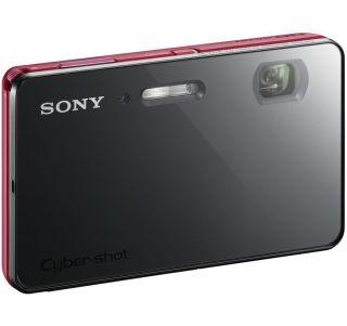 Sony DSC TX200V R Red 18 Megapixel Digital Camera 027242843882
