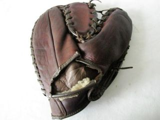 Vintage McKinnon First Base Professional Baseball Glove B 675 Favorite