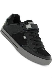 Circa 205 NYC Vulc Low Top Skate Shoe 83 Size Black Drizzle