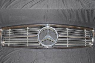 Mercedes Benz 1985 280SL 380SL Grill