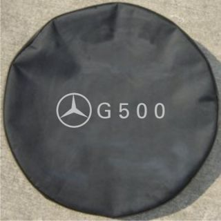 Mercedes Benz G 500 30 Black Denim Spare Tire Cover