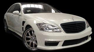 Mercedes Benz s Class S63 Body Kit