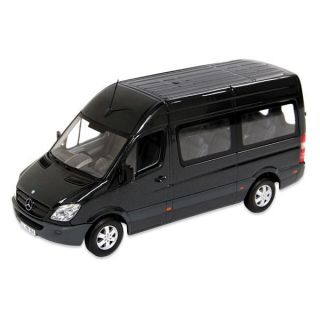 Mercedes Benz Sprinter Minibus Crewbus Model 1 43 Minichamps