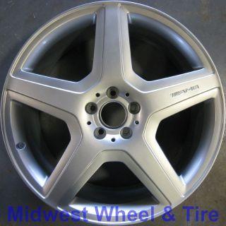 Original 21 Mercedes Benz R350 R500 R550 R63 AMG Wheel Rim Factory