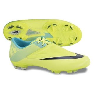 Nike Mercurial Glider FG Soccer Shoes 2011 Volt Green