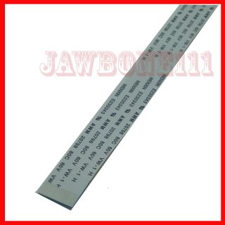 WENXIN E230343 AWM 20798 80C 60V RIBBON CABLE 0 5 PINCH 24PIN x 230MM