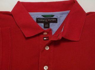 Tommy Hilfiger Golf Mens Golf Casual Polo Shirt L