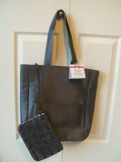 Bath Body Works VIP Tote Bag Purse Black Friday 2012 Sequined Clutch