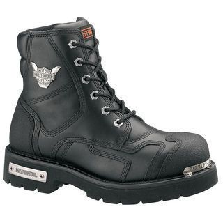 Mens Harley Davidson Stealth Boots Shoes Motorcycle