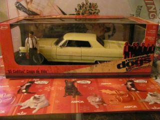Reservoir Dogs 65 Cadillac Coupe De Ville MICHAEL MADSEN FIGURE MIP