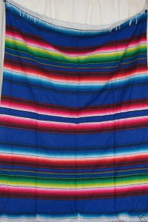Serape Hot Rod Mexican Blanket Seat Cover Rat Rod 0779