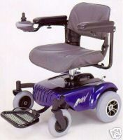 Merits Power Wheel Chair $615 00