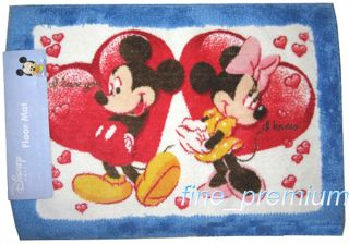 Mickey Mouse Bathroom Kitchen Area Rug Mat Carpet BU