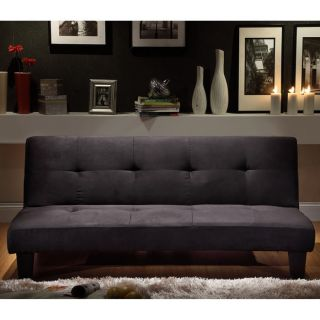 Microfiber Suede Sofa Bed