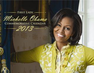 Michelle Obama 13 Month Calendar 2013 2014