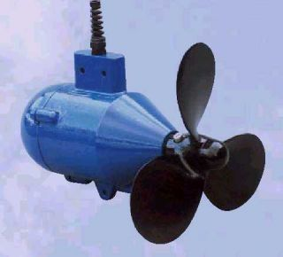 Water Turbine Generator Micro Hydro Aquair Submersible