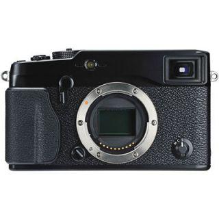 Fuji Fujifilm x Pro 1 Black Digital Micro System SLR Camera Body 4GB