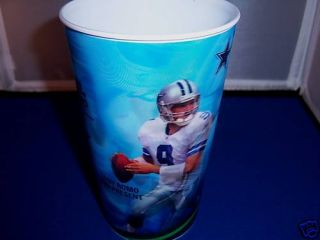 Dallas Cowboys Hispanic Heritage Cup w Romo