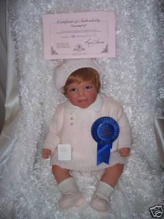 REDUCED Growing Up Retired Lee Middleton Doll 1999 Award Winner