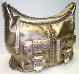 Michael Kors Gold Shoulder Bag or Purse