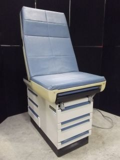 MIDMARK Ritter 404 Exam Table Bed Obgyn Medical Examination Tattoo