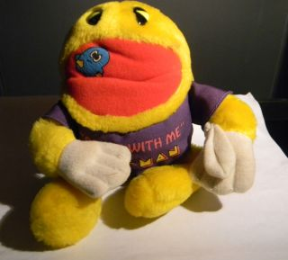 Score with Me Pac Man Doll by Knickerbocker Middlesex NJ 1658