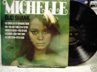 Bud Shank Chet Baker Michelle LP