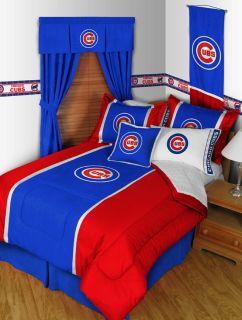 Chicago Cubs Twin Full Queen Comforter Bedroom Sets MVP Save