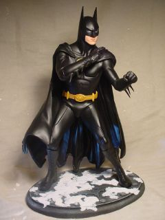 MICHAEL KEATON BATMAN 16 STATUE w PRO PAINT & CUSTOM BASE Batman