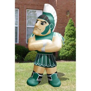 Michigan State Spartans NCAA Inflatable Lawn Figure