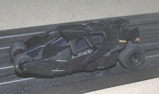 HORNBY MICRO SCALEXTRIC BATMAN BATMOBILE SLOT CAR IDEAL FOR A SLOT CAR