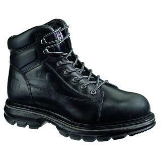 Mike Rowe Works by Cat footwear Valor Leather Mens Slip Resistant