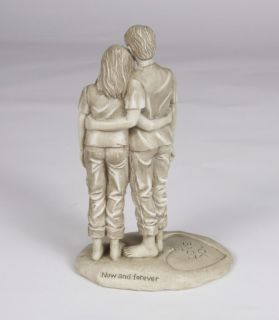 Love You Now Forever Collection Figurine Statue New