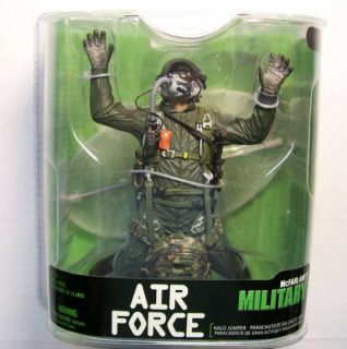 McFarlane Military Series 7 Air Force Halo Jumper