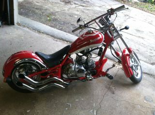 Snap on Mini Choppers 125cc not Many Made West Coast Choppers Warbird