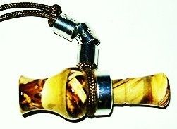 Camo Mini Duck Call Necklace That Really Works by Killerkallz Killer