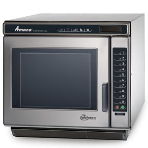 Watt Heavy Duty Commercial Microwave Oven All Stainless With