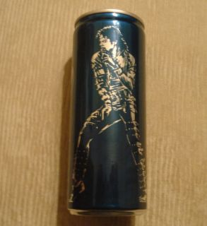 LIMITED EDITION KING OF POP MICHAEL JACKSON EMPTY CAN MIDDLE EAST