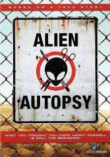 Alien Autopsy DVD, 2010