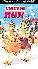 Antz Chicken Run VHS, 2002, 2 Tape Set