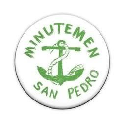 Minutemen 1 Pin Button Badge Mike Watt SST Punk