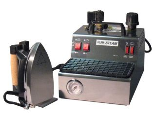 Hi Steam SVP 24 Maxi Steam Mini Boiler with Iron Italy