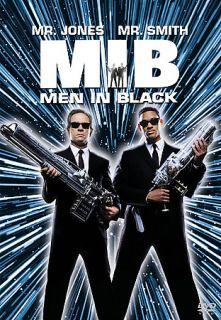 Men In Black DVD, 2008, Single Disc Version