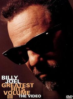 Billy Joel   The Greatest Hits, Volume III   The Video DVD, 1998
