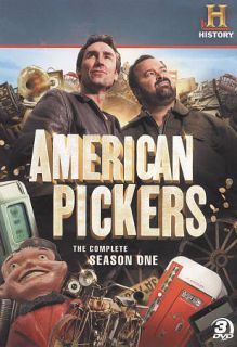 American Pickers The Complete Season One DVD, 2010, 3 Disc Set
